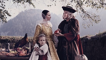Castle lord's feast